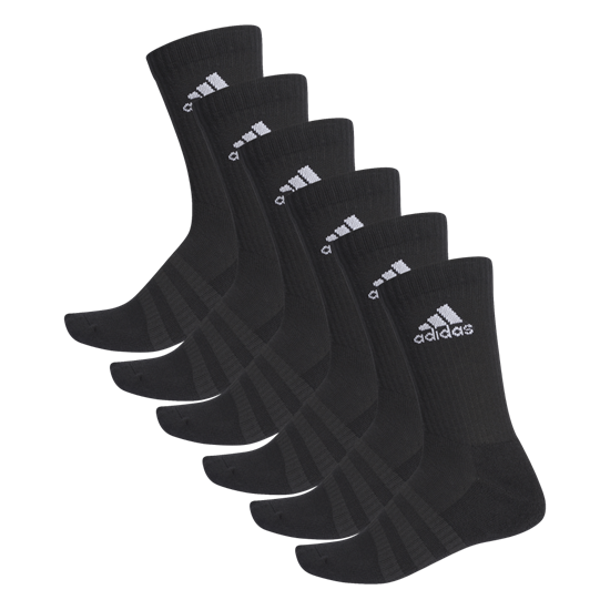 Picture of Cushioned Crew Socks 6 Pairs