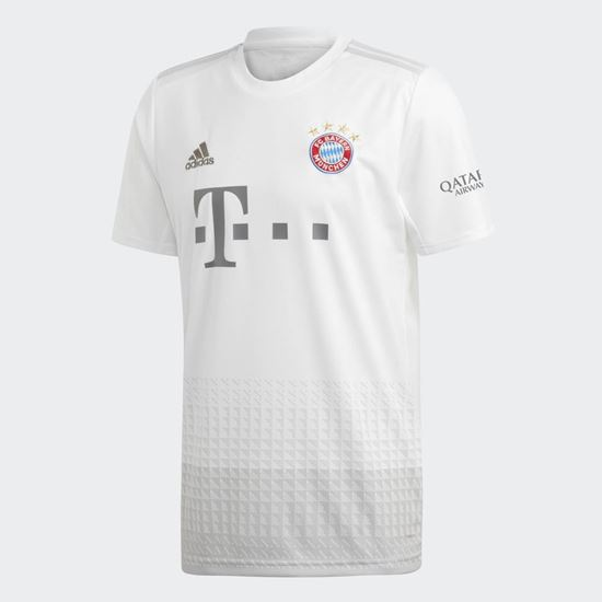 Picture of FC Bayern Away Jersey