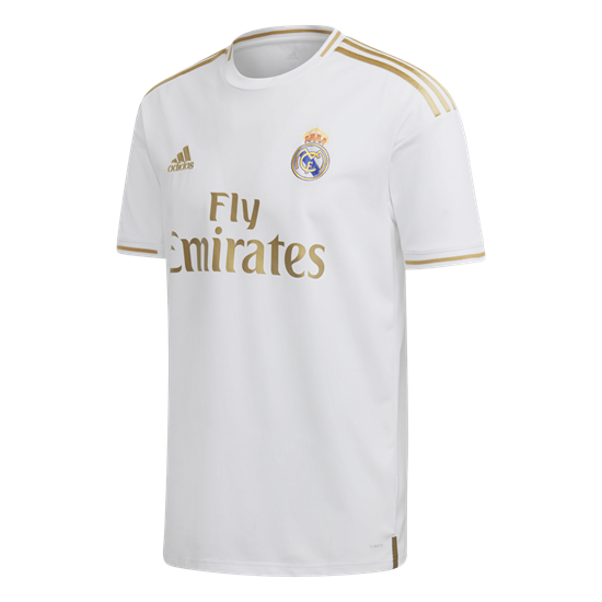 Picture of Real Madrid Home Jersey