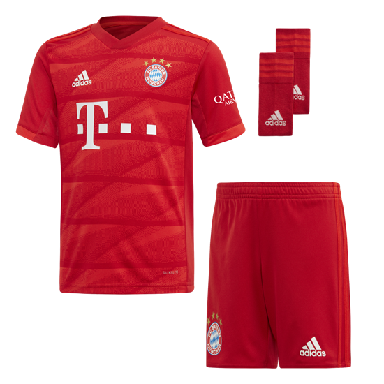 Picture of FC Bayern Home Youth Kit
