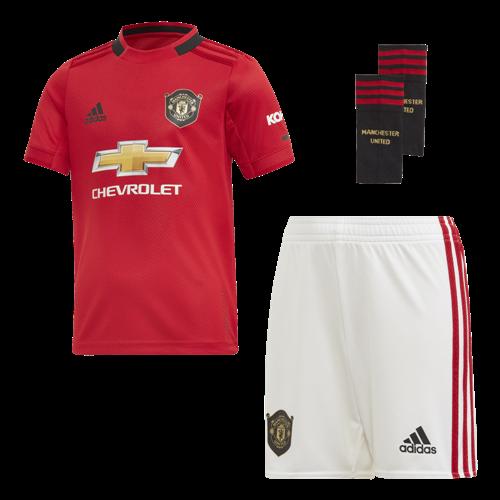Eurosport Performance Manchester United Home Mini Kit Kids