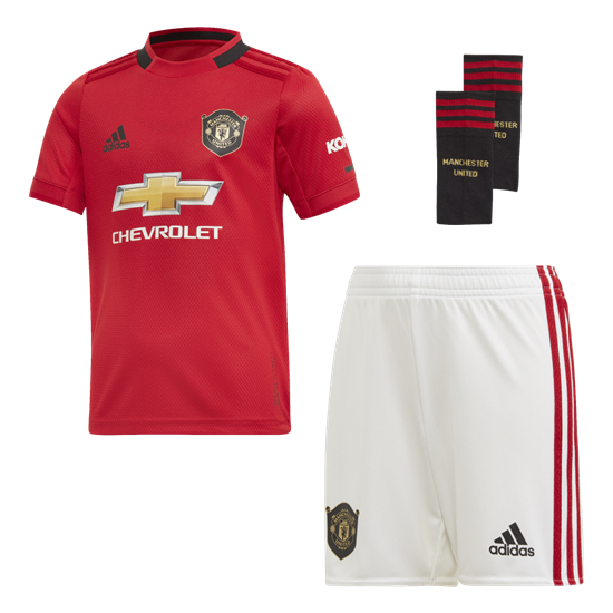 Picture of Manchester United Home Mini Kit
