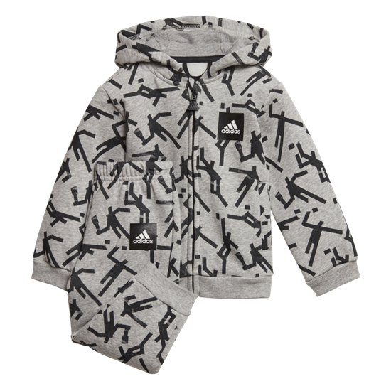 Picture of Mini Me ID Hooded Jogger Set