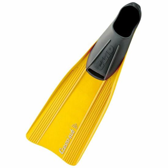 Picture of Clio Fins Yellow 33-34