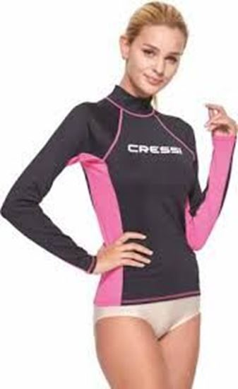 Picture of Rash Guard Lady Long