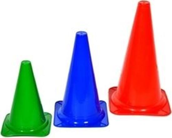 Picture of Marker Cones Heavy Duty 23Cm