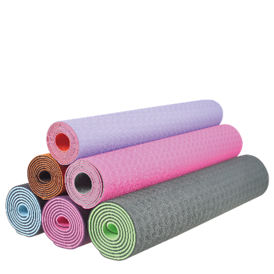 Picture of Tpe Yoga Mat 17361 Blue