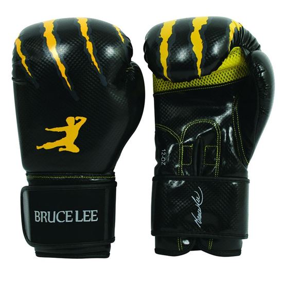 Picture of Bruce Lee Signature Boxing Glo 14OZ