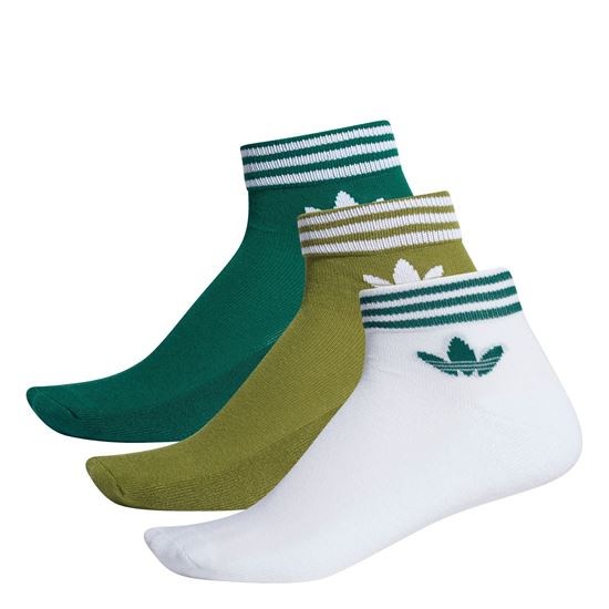 Picture of Trefoil Ankle Socks 3 Pairs