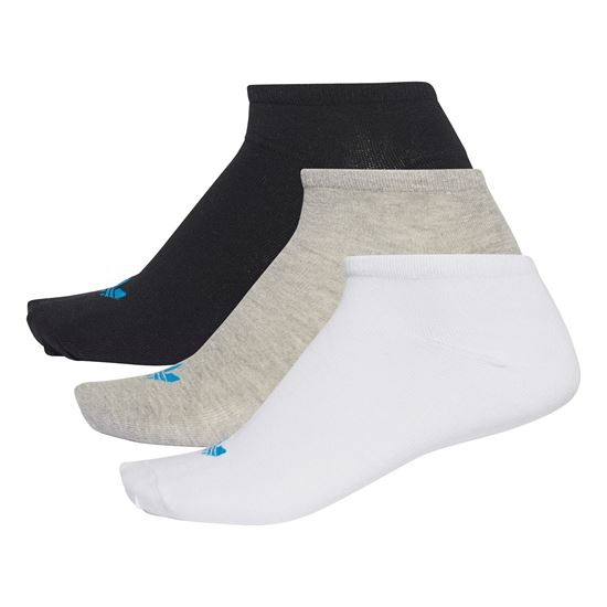 Picture of Trefoil Liner Socks 3 Pairs