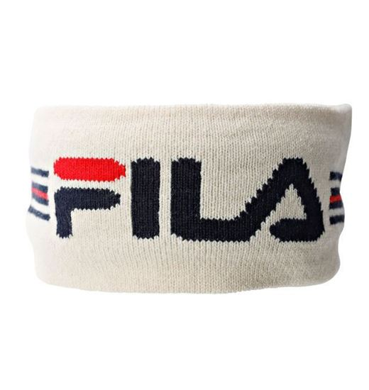 Picture of Unisex Intarsia Knitted Headba