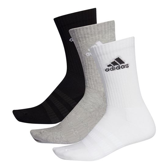 Picture of Cushioned Crew Socks 3 Pairs