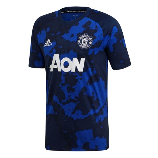 Picture of Manchester United Pre-Match Jersey