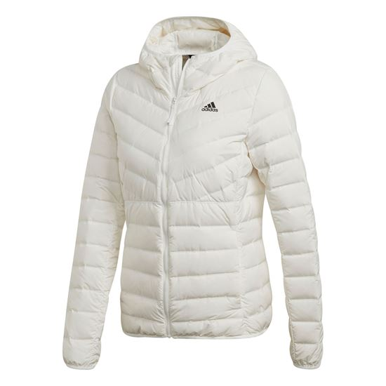 Picture of Varilite 3-Stripes Hooded Down Jacket