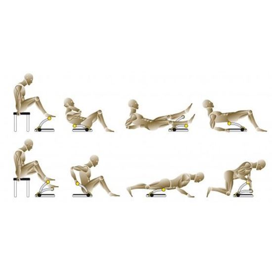 Picture of Easy Tone Abdominal Bench