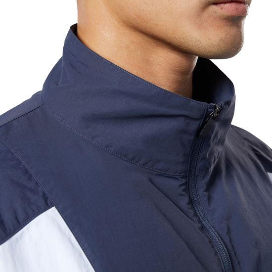 Picture of Meet You There Woven 1/2 Zip