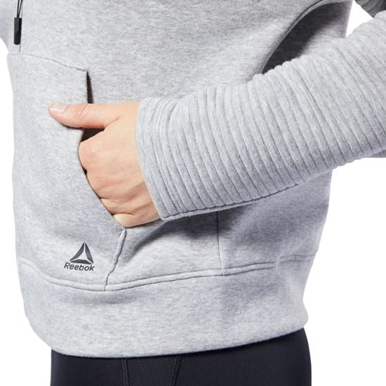 Picture of Workout Ready Hooded Sweatshirt