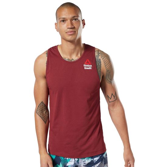 Picture of CrossFit® Games ACTIVCHILL + Cotton Tank Top