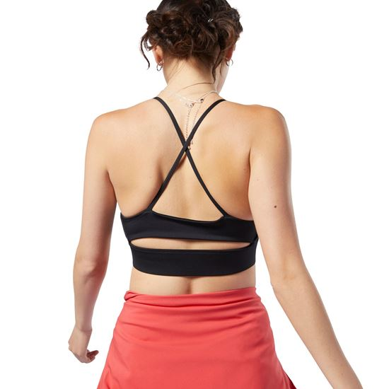 Picture of Workout Ready Low-Impact Padded Bra