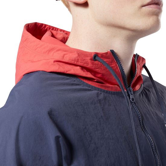 Picture of Training Essentials Linear Logo Windbreaker
