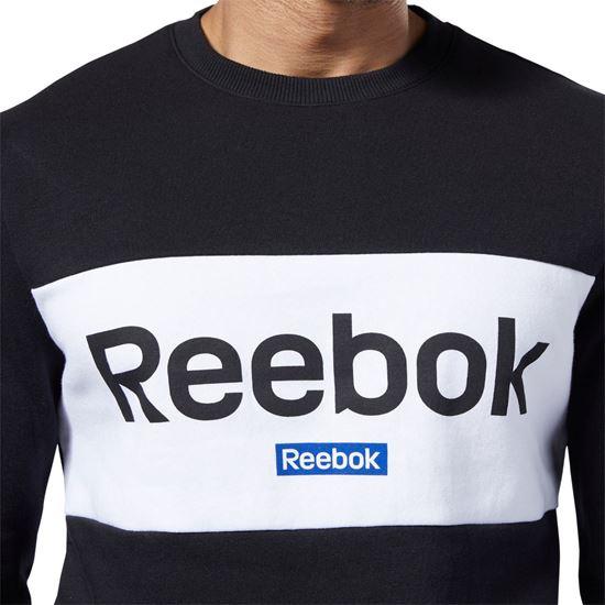 Picture of Training Essentials Linear Logo Sweatshirt