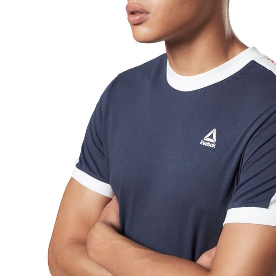 Picture of Training Essentials Linear Logo Tee
