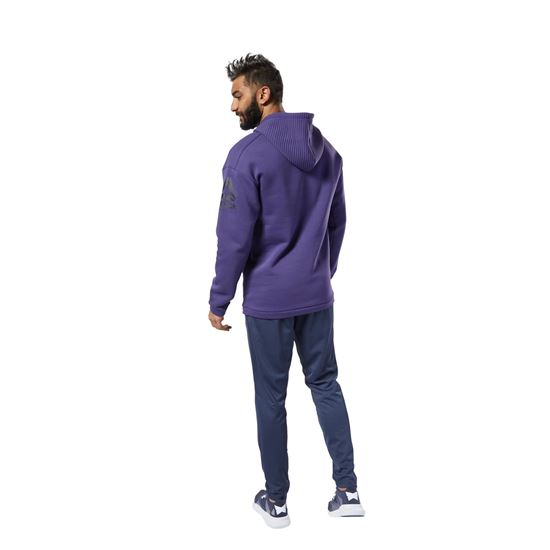 Picture of Workout Ready Fleece Hoodie