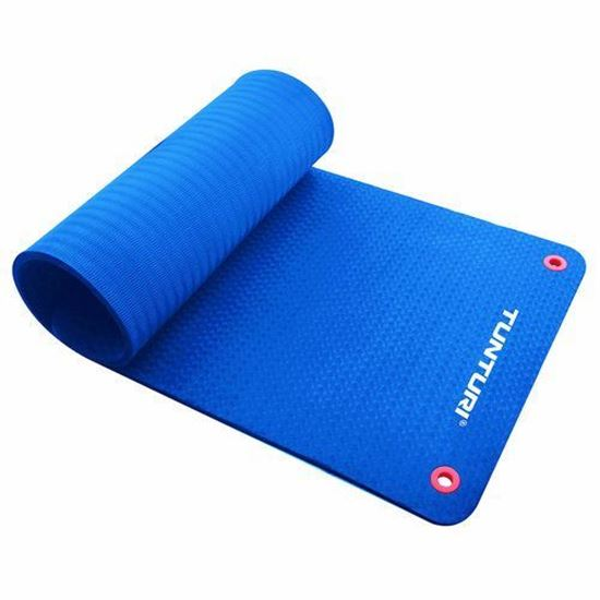 Picture of Fitness Mat Pro180cm Blue