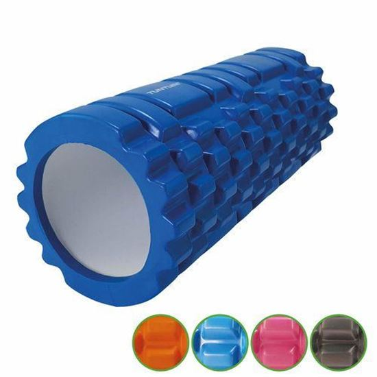 Picture of Yoga Foam Grid Roller 33Cm Blu