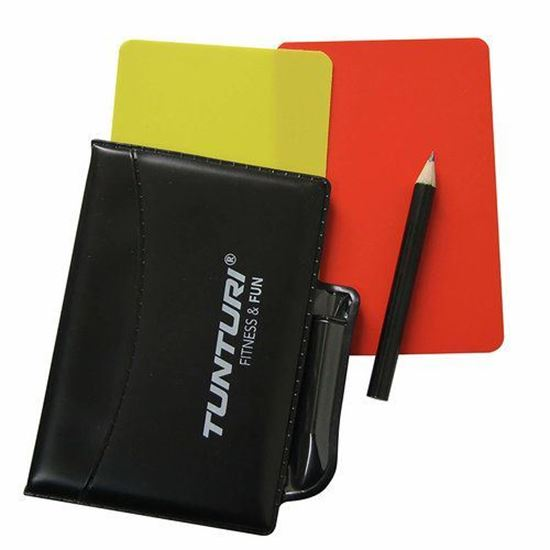 Picture of Soccer Referee Card