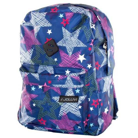 Picture of Quattro Print Backpack