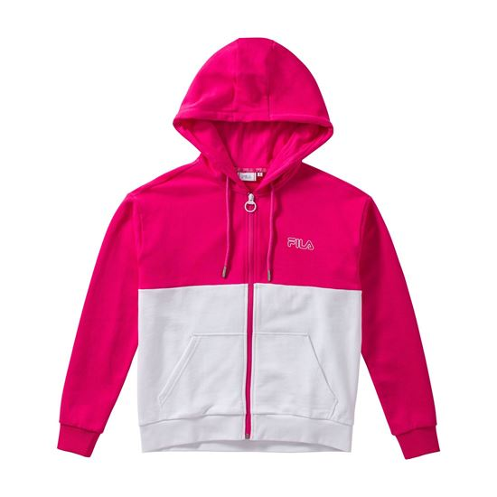 Picture of Harper Hooded Zip Sweat