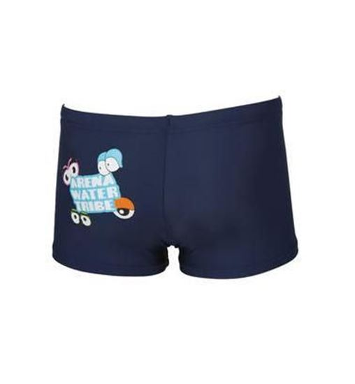 Picture of Awt Kids Boy Short Navy