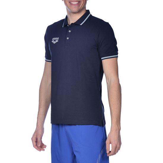 Picture of Tl S-S Polo Navy