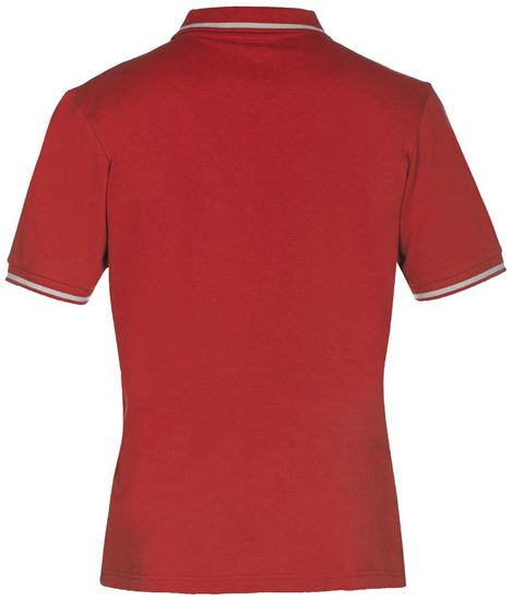 Picture of Tl S-S Polo Red