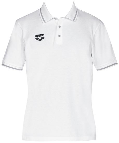 Picture of Tl S-S Polo White