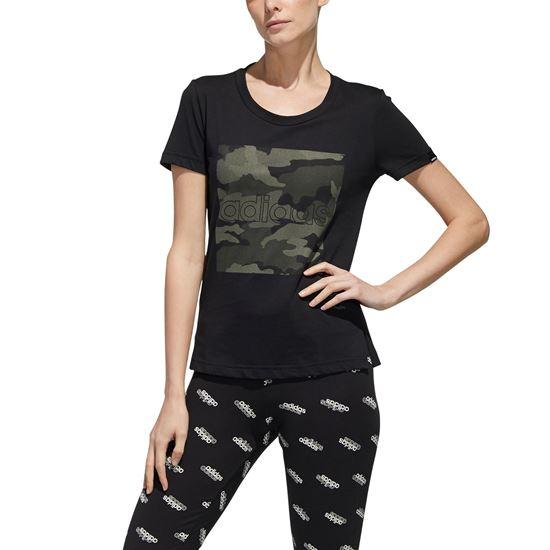 Picture of W Boxed Camo T