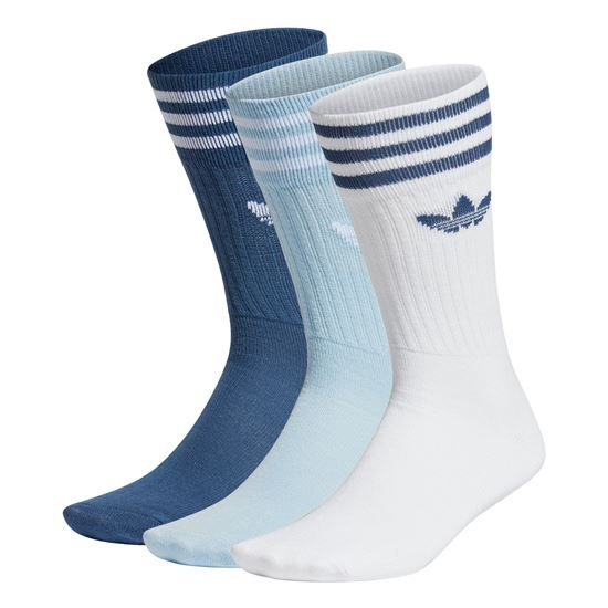 Picture of Solid Crew Sock