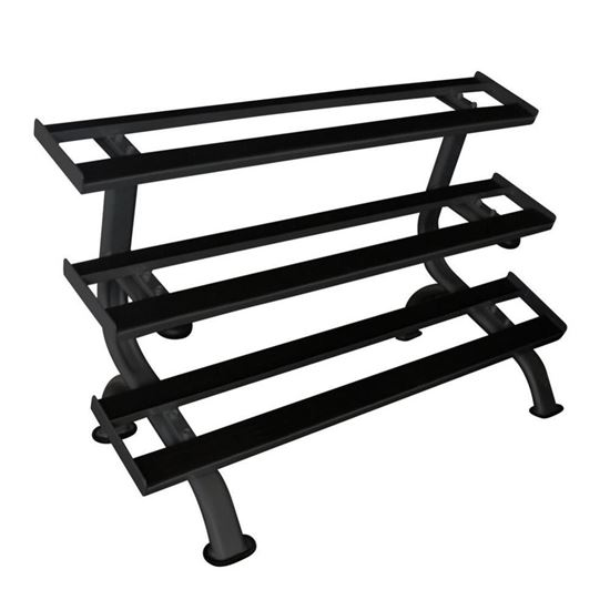 Picture of Dumbell Rack Prof 3 Layers