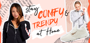 Three Comfy & Trendy 'Work from Home looks'