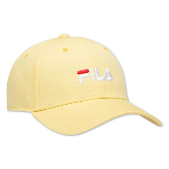 Picture of 6 Panel Cap With Linear Logo