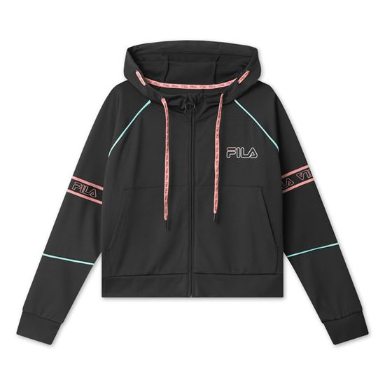 Picture of Ady Cropped Hoody Jacket