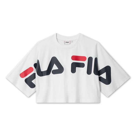 Picture of Barr Cropped Wide Tee