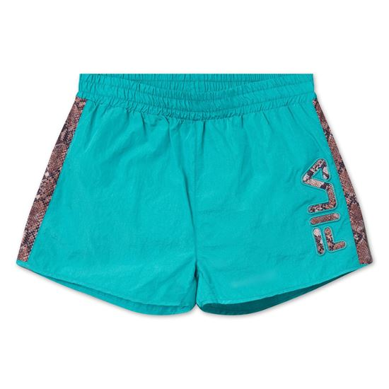 Picture of Daiki High Waist Shorts