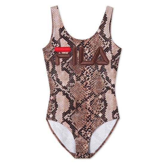Picture of Emiko Snake Printed Body