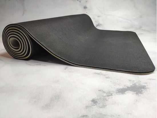 Picture of Rubber Yoga Mat