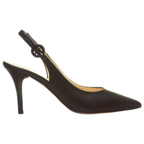 Picture of Pointed Slingback In Real Leat