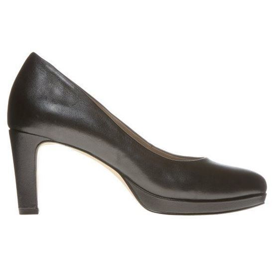 Picture of Platform Pumps In Real Leather