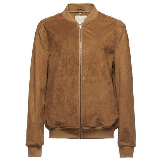 Picture of Suede-Effect Jacket