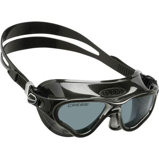 Picture of Cobra Goggles Blk-Fram Blk